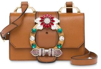 Miu Miu Madras Miu Lady shoulder bag