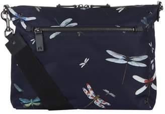 Valentino Dragonfly Messenger Bag