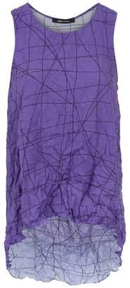 Uma Raquel Davidowicz Manequim asymmetric blouse