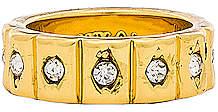 Luv Aj The Evil Eye Cigar Pinky Ring