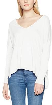 58d1e791def0 White Linen Jumper - ShopStyle UK