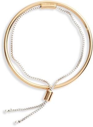 Jenny Bird Sadie Layered Slide Bracelet