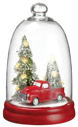 """ALLSTATE 10\"""" Battery Operated Christmas Car Dome"""