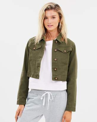 Nude Lucy Cecile Utility Jacket