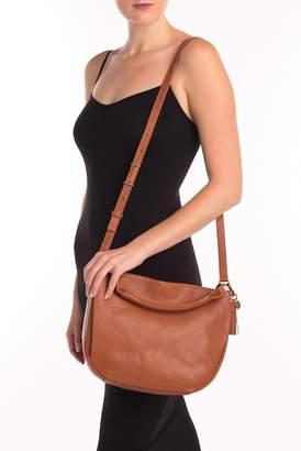 The Sak The 120 Small Leather Hobo Bag