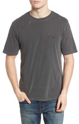 Hurley Bolts Destroyed Grind T-Shirt