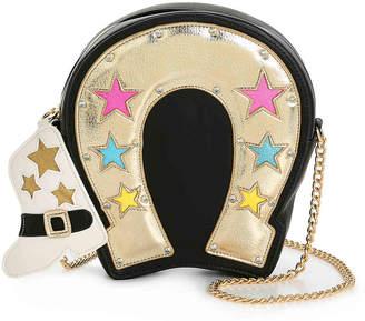 Betsey Johnson Get Em Cowgirl Crossbody Bag - Women's