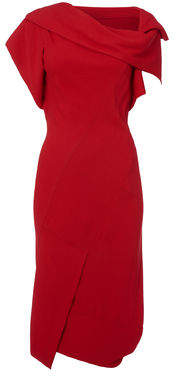 Vivienne Westwood Amnesia Dress Red
