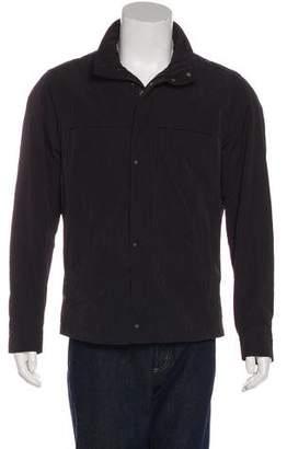 Vince Lightweight Zip-Up Jacket