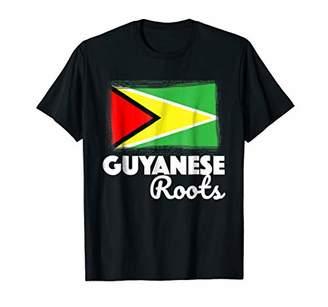 Guyana Flag Guyanese Roots Shirt - Caribbean T Shirt