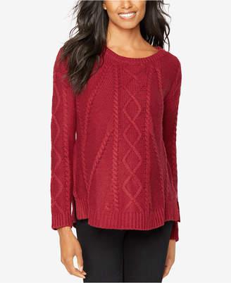 Splendid (スプレンディッド) - Splendid Maternity Cable-Knit Sweater