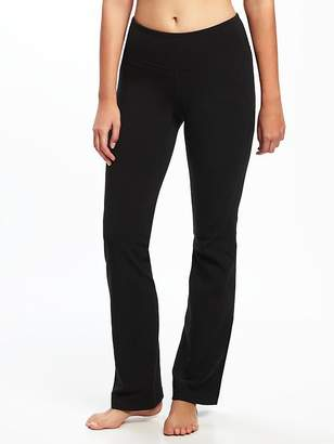 Old Navy Mid-Rise Yoga Boot-Cut Pants for Women