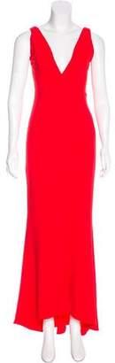 Intermix Sleeveless Maxi Dress