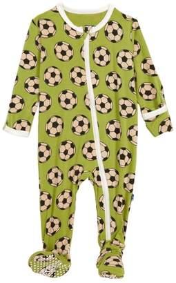 Kickee Pants Soccer Footie