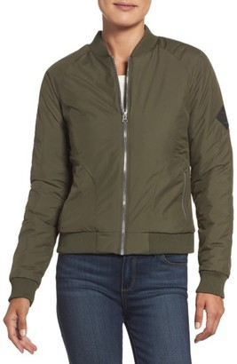 Women's The North Face 'Rydell' Water Resistant Heatseeker(TM) Insulated Bomber Jacket $139 thestylecure.com