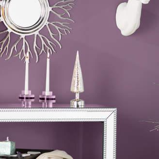 Willa Arlo Interiors 13.25 Glass LED Tree Holiday Accent