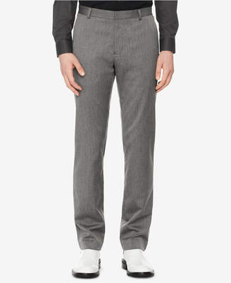 Calvin Klein Men's Slim Fit Stretch Pants