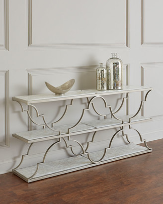 Hooker Furniture Reggie 3-Tier Console Table