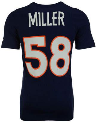 Nike Von Miller Denver Broncos Pride Name and Number T-Shirt, Big Boys (8-20)