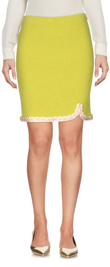 MoschinoBOUTIQUE MOSCHINO Knee length skirts
