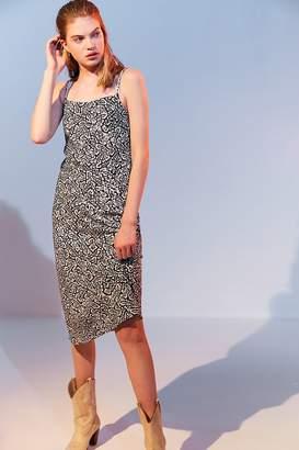 6c681f7b220a Third Form Pantha Printed Bias Cut Slip Dress