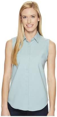 United By Blue Sleeveless Sierra Shirt Women's Sleeveless