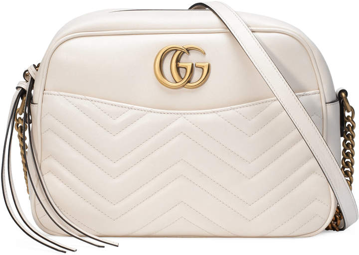 GG Marmont medium matelassé shoulder bag