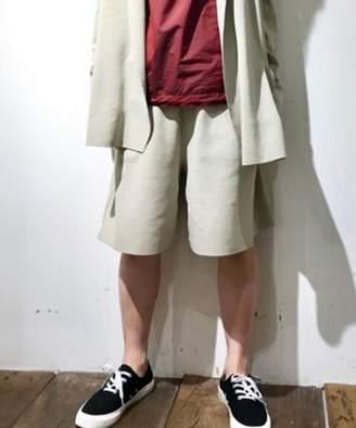 Journal Standard (ジャーナル スタンダード) - journal standard luxe 【unfil/ アンフィル】 milanoribbed-knit shorts◆