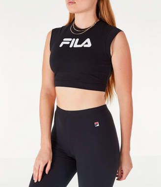 Fila Women's Pia Crop T-Shirt