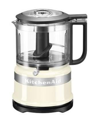 KitchenAid Mini Chopper 3.5 Cup Almond Cream