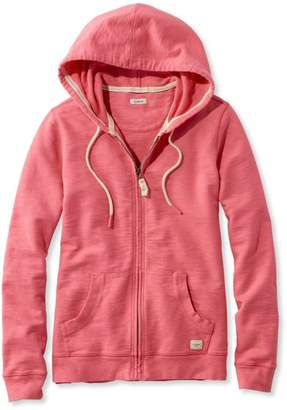 L.L. Bean L.L.Bean Organic Cotton Hooded Sweatshirt, Long-Sleeve