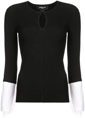 Paule Ka slim-fit sweater