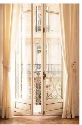 Pottery Barn Afternoon Light in the Paris Apartment by Rebecca Plotnick
