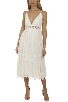 Zimmermann Curacao Crinkle Dress