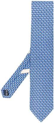 Salvatore Ferragamo all-over pattern tie