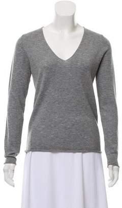 Zadig & Voltaire Embellished V-Neck Sweatshirt