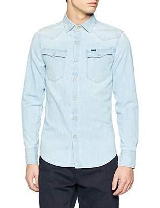 7a26786ca70 G Star Blue Denim Tops For Men - ShopStyle UK