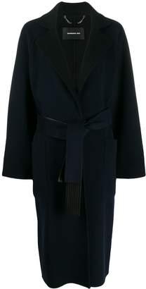 Barbara Bui belted mid-length coat