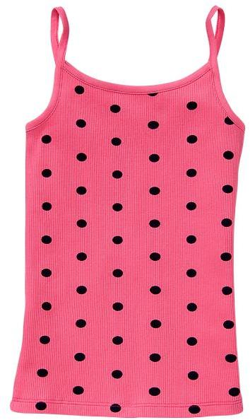Gap Ribbed dot tank