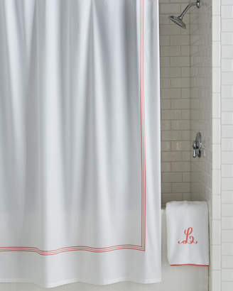 Pine Cone Hill Trio Shower Curtain