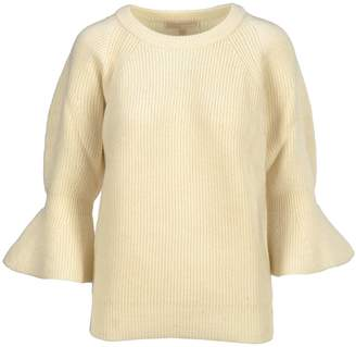 MICHAEL Michael Kors Michael By Michael Kors Michael By Michael Kors Three-quarter Sleeved Jumper