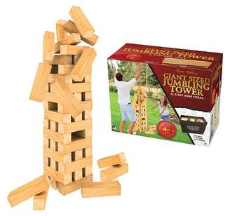 Cardinal Giant Sized Jumbling Tower Game with Storage Bag $71.99 thestylecure.com