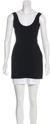 A.L.C. Sleeveless Scoop Neck Dress w/ Tags