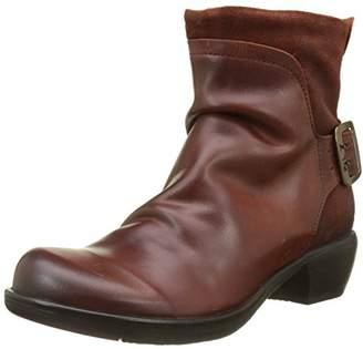 Fly London Women's Mel Boots, Brown (Brick), 36 EU