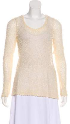 Rag & Bone Open Knit Bouclé Sweater Open Knit Bouclé Sweater