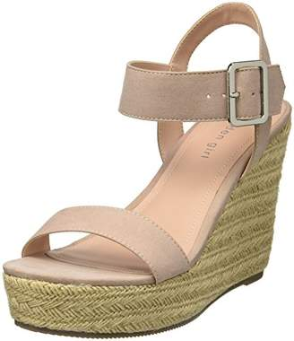 Madden-Girl Women's Vail Espadrille Wedge Sandal