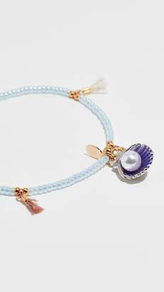 Shashi Lilu Mermaid Bracelet