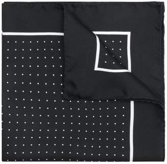 Dolce & Gabbana polka-dot pocket square