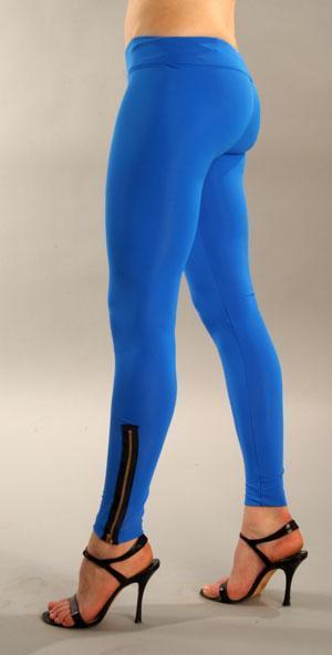Lna - Zipper Leggings 400