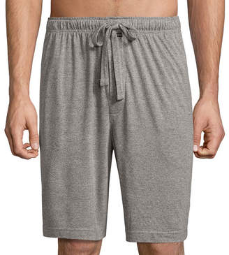 Van Heusen Men's Knit Pajama Shorts-Big
